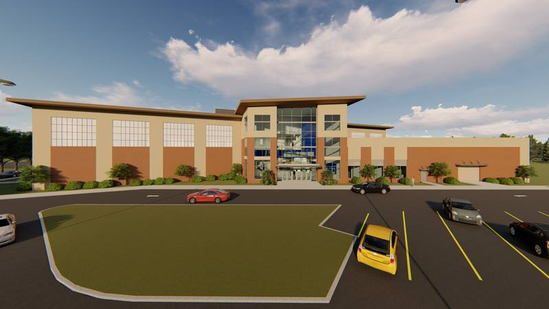 The City of North Charleston will soon be home to a new recreational facility, city officials...