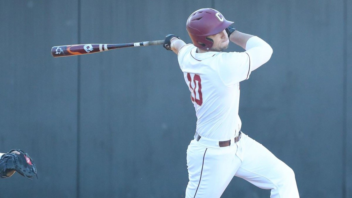 CofC's Harrison Hawkins named the CAA Player of the Week on Tuesday
