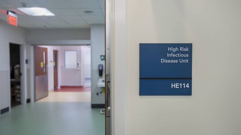 After years of planning, MUSC opened South Carolina's only state-designated Ebola Treatment...