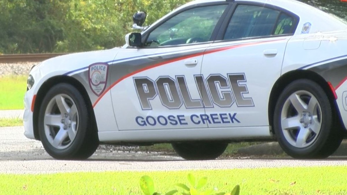Goose Creek Police investigated a burglary at the Naval Exchange during Hurricane Dorian.