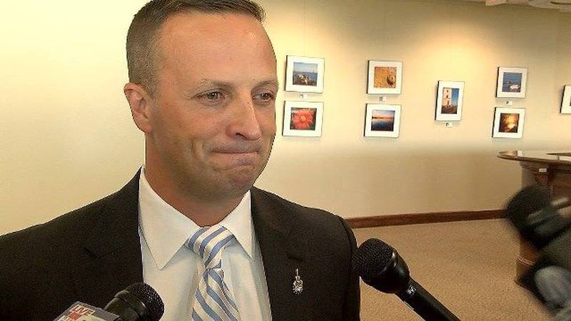 RAW: Brent Thompson on being hired at The Citadel