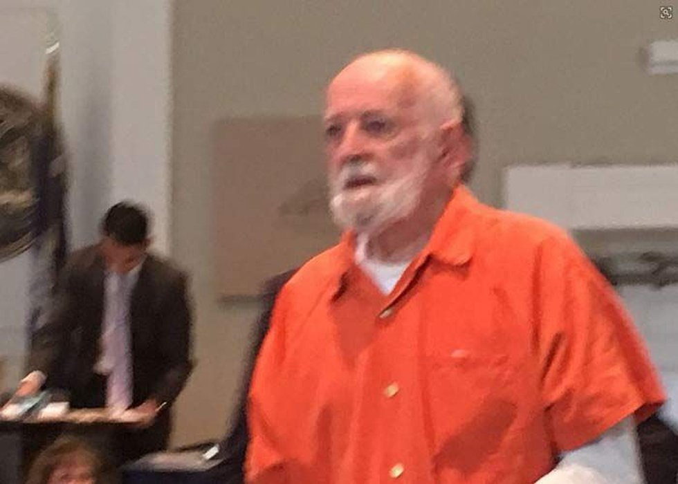 Stair in court during his bond hearing in Colleton County (Source: Live 5)