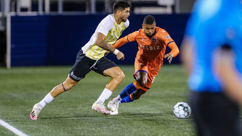 The Charleston Battery concluded their two-game road trip Saturday night in a 1-1 draw with The...