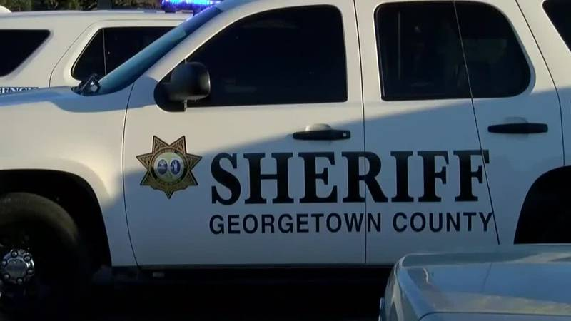 Georgetown County Sheriff's Office vehicle (Source: WMBF News)