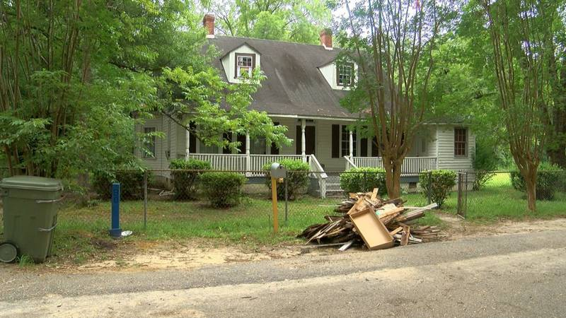 Orangeburg Department of Public Safety Investigators say they learned the Blake Residential...