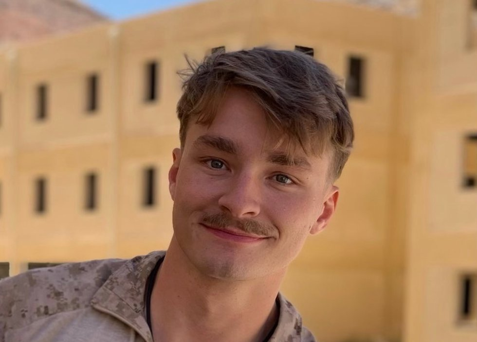 Cpl. Daegan William-Tyeler Page was among those U.S. service members killed in the attack on...