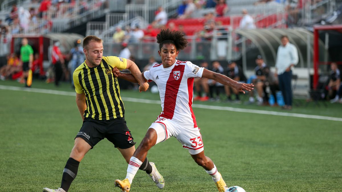 Charleston got 3 points on the road with a 1-0 win over Loudoun United