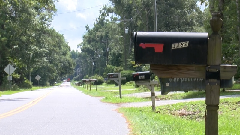 The residents in the Cedar Creek area say that 18-wheeler trucks frequently get stuck after...