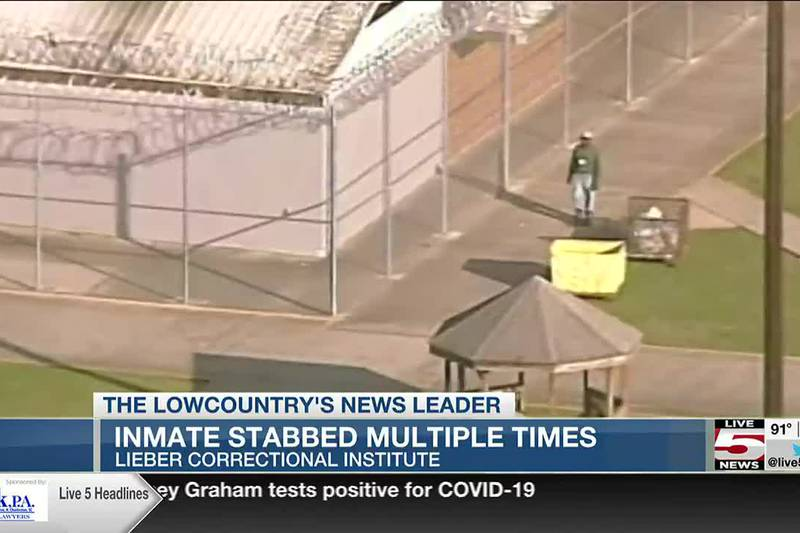 VIDEO: Inmate awarded $40,000 following attack at Lieber prison