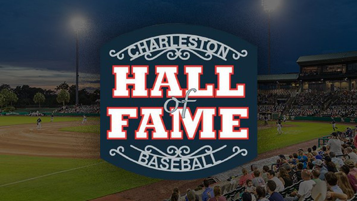 The Charleston Baseball Hall of Fame released their 2021 candidates on Wednesday