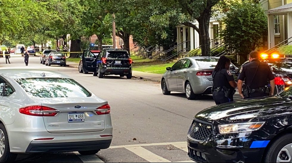 CPD officials said the incident is in the area of Hanover Street and Johnson Street, and...