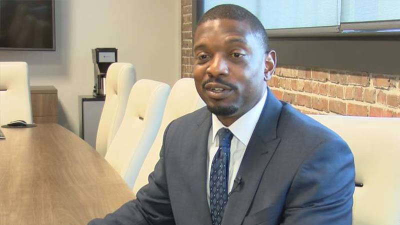 The Berkeley County School District School Board chose Deon Jackson to be its next...