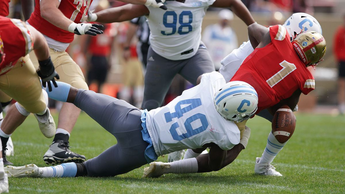 The Citadel football team saw its season come to an end Saturday afternoon as the Bulldogs...