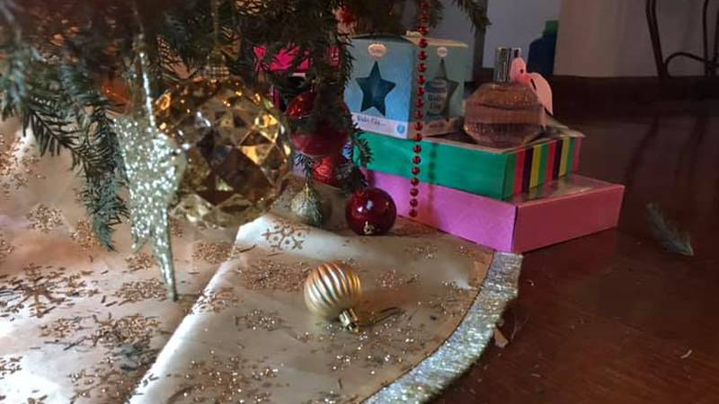 For Dominique Brinkley, a single mom of three, Christmas is by far the best holiday but this...