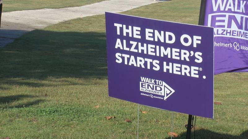 Nearly 1,000 people turned out for a walk in North Charleston Saturday morning to raise money...