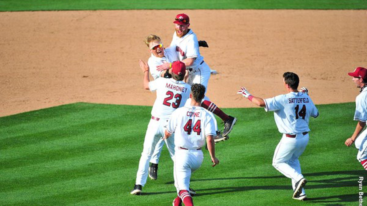 This was Carolina's second walk-off win on Mother's Day  in the past four years.