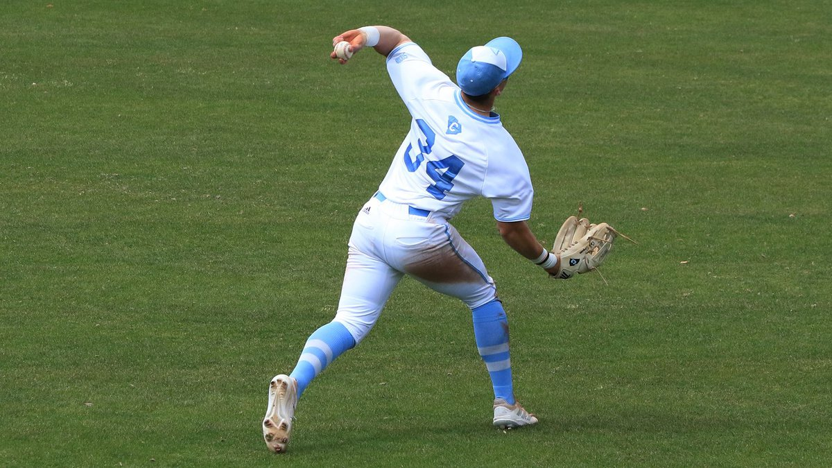 The Citadel completed their weekend sweep of Davidson with a win over the Wildcats on Sunday