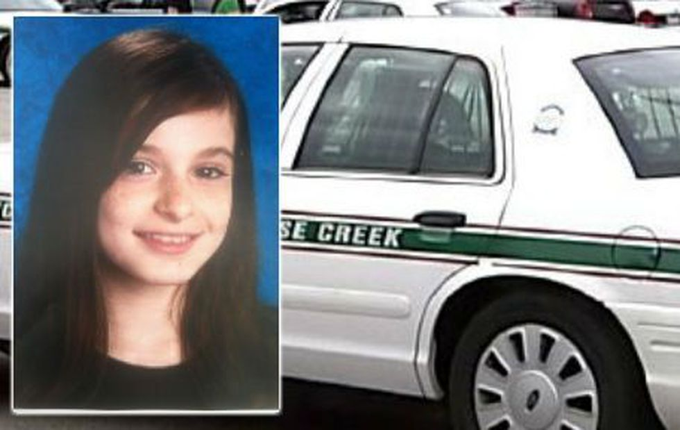Photo of missing student, Zoey Reynolds. (Source: GCPD)