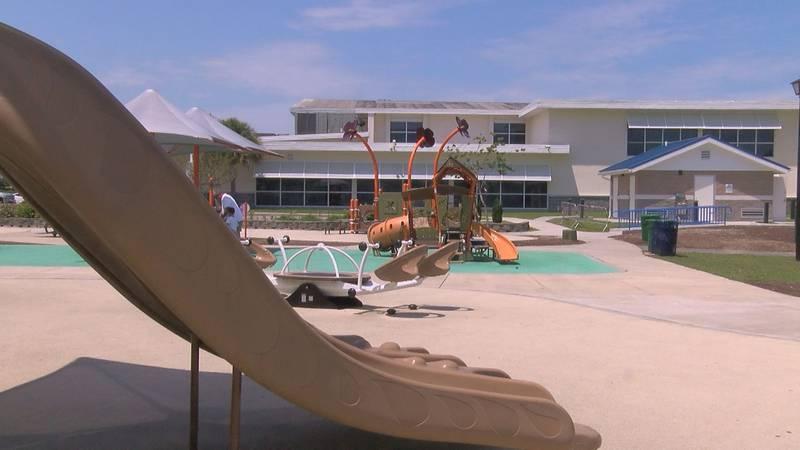 Playground Equipment dangers