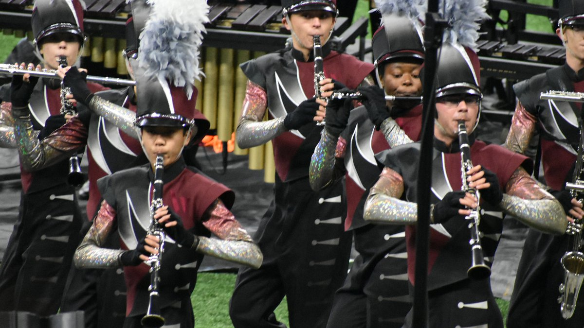 The Wando Marching Band finished in sixth place at the Band of America Grand Nationals in...