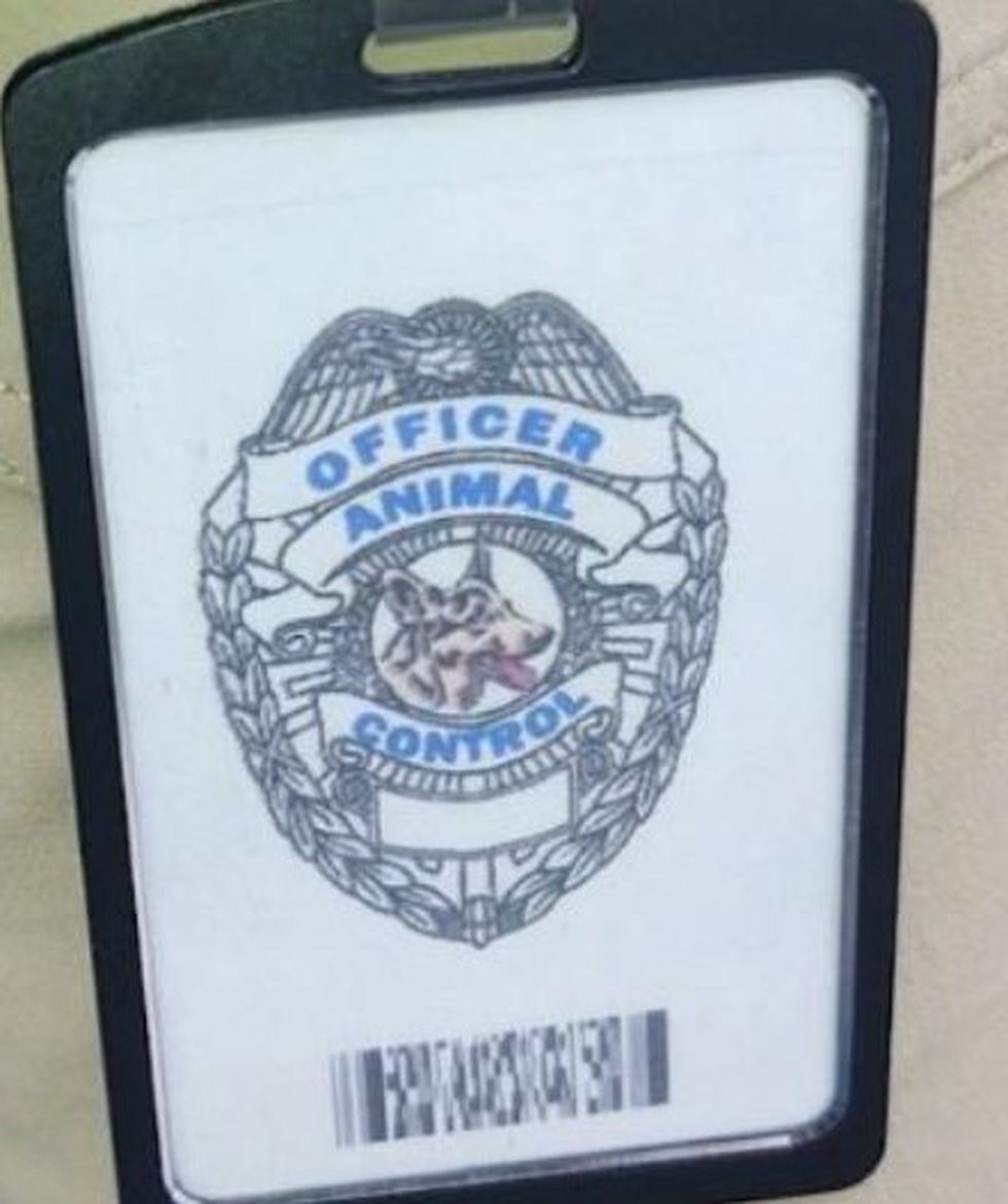 Credentials used by the suspects in the case.