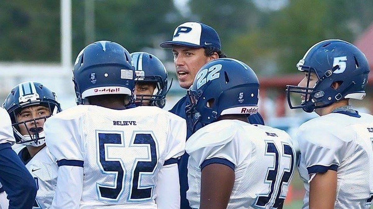 Pinewood Prep head football coach J.W. Myers was named the schools Athletics Director on Friday