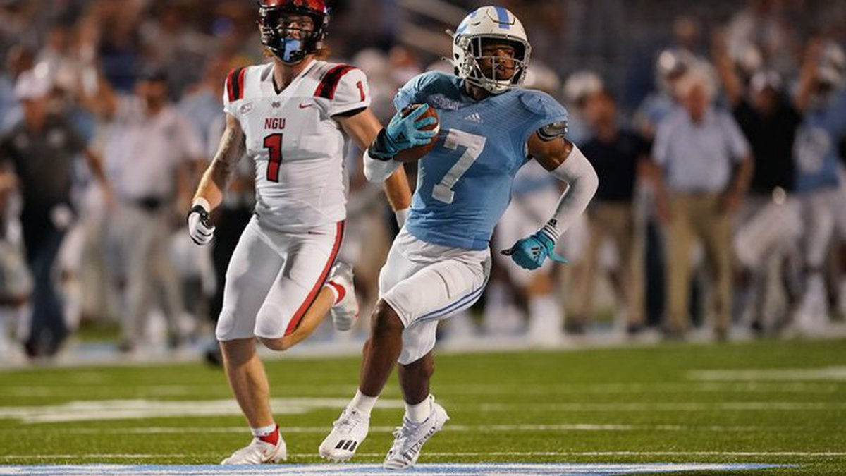 The Citadel moved to 1-2 on the season with a win over North Greenville on Saturday