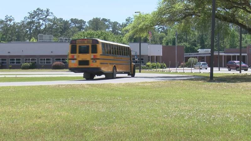 The school district is the first in the Lowcountry to move back to virtual learning this school...