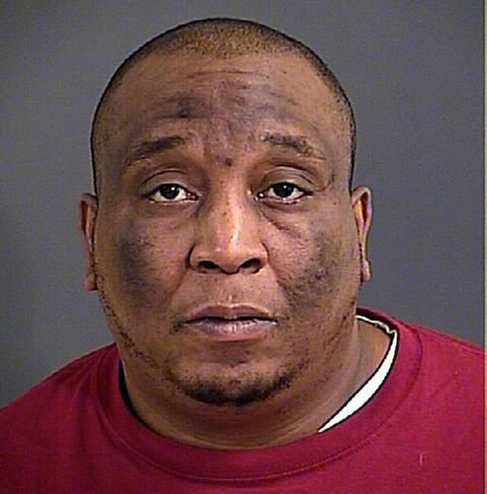 George Knight was mistakenly released due to an error with his bond paperwork. (Source: CCSO)