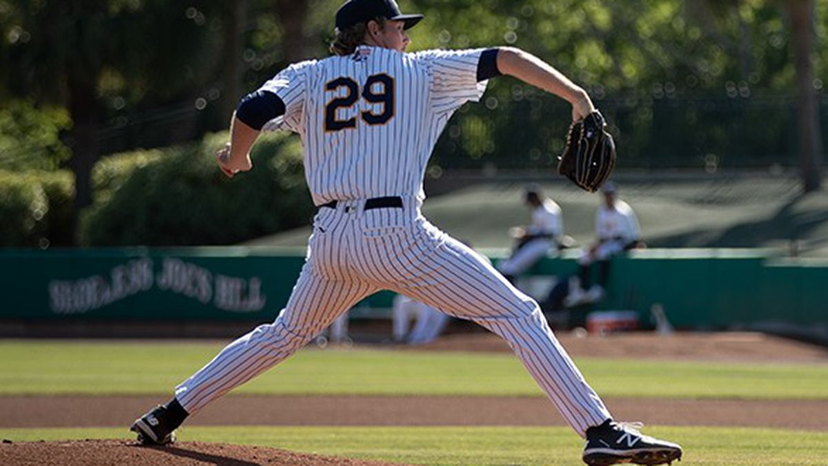RiverDogs pitcher John Doxaski was named the 1st ever Low-A East Pitcher of the Week on Thursday