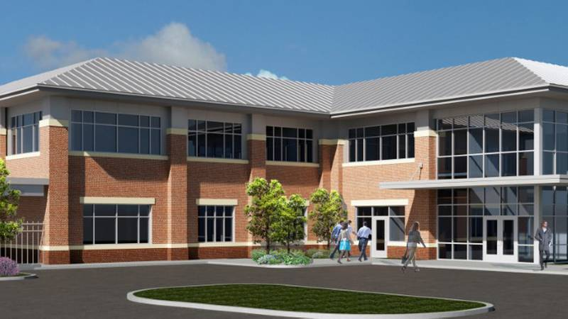 The new operations center will replace the current facility on Six Mile Road. It was built in...