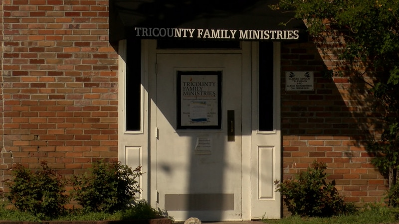 Tricounty Family Ministries provides groceries, meals, and social services for people in North...