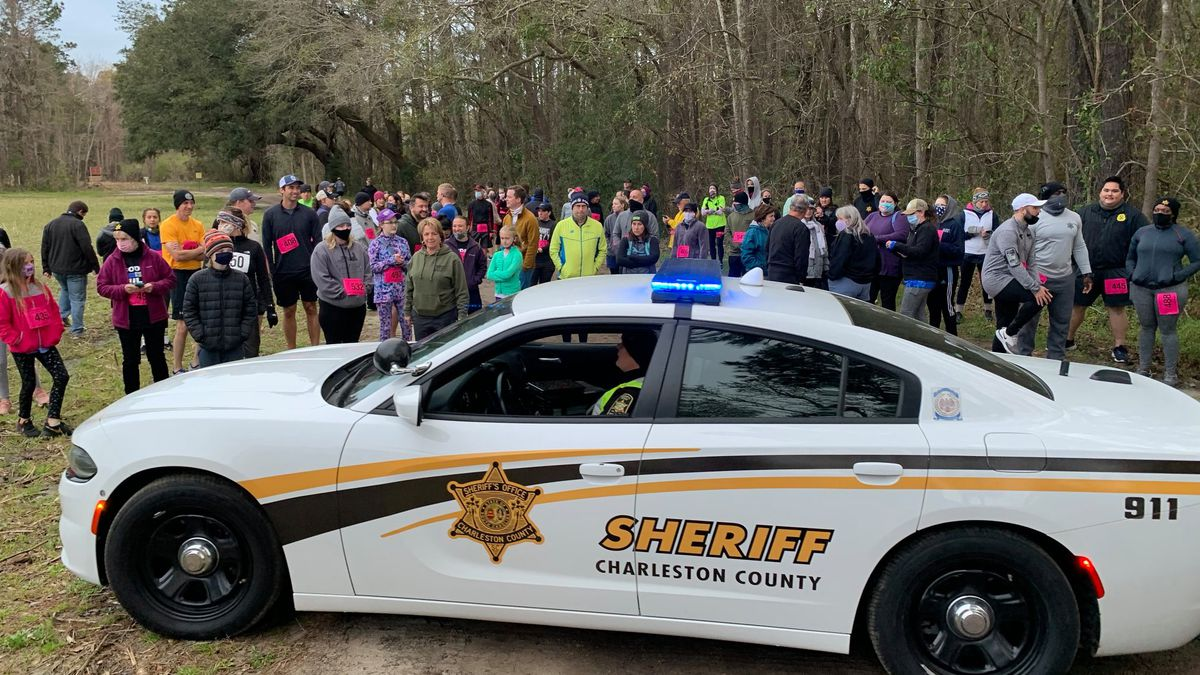 The Charleston County Sheriff's Office says the inaugural Code 3 Miler 5k held at Boone Hall...