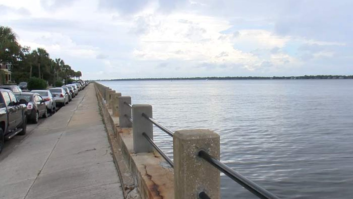 A new report says that flooding is posing major risks for Charleston County and surrounding...
