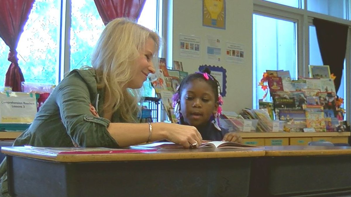 Reading Partners places tutors with students at Lowcountry schools to help boost literacy and...