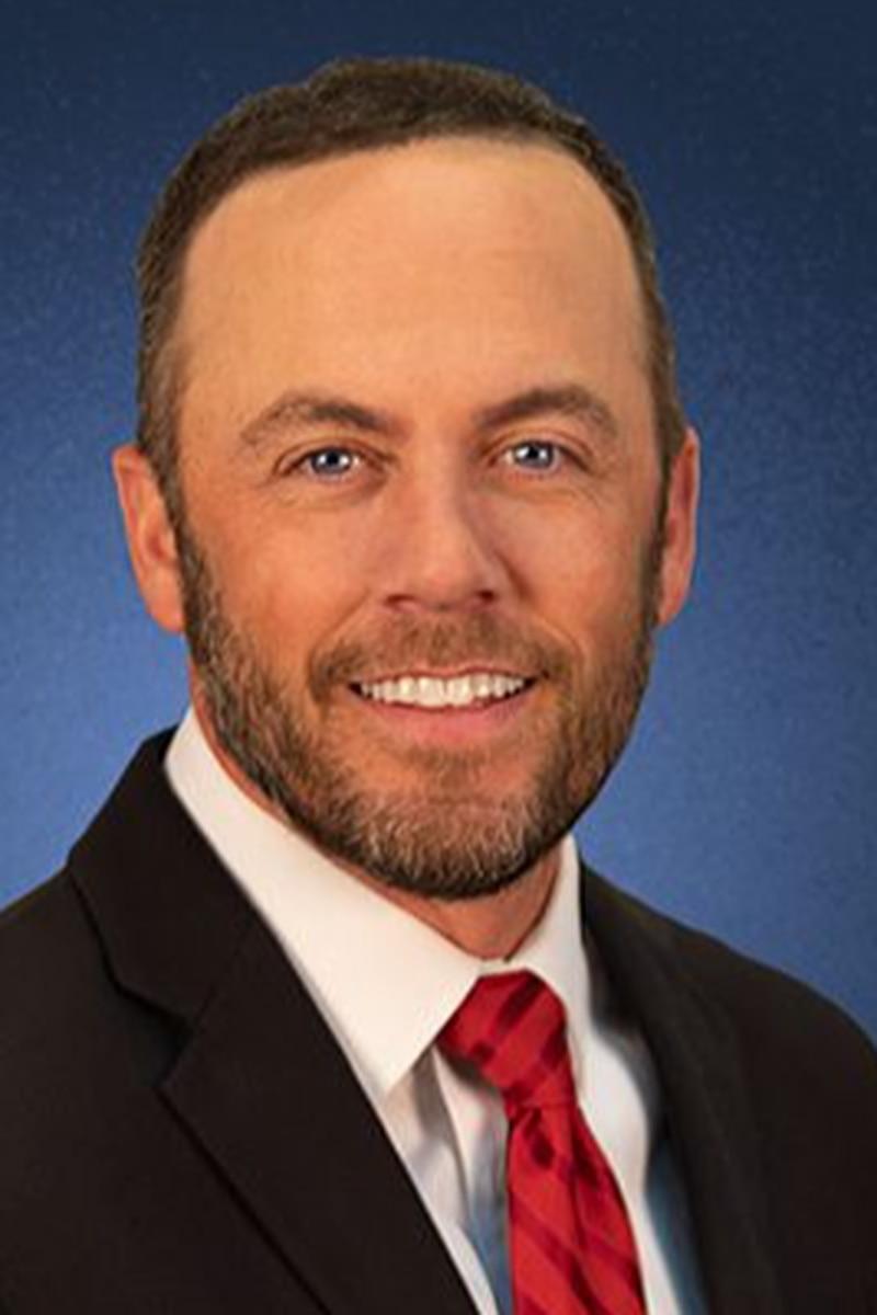 Headshot of Joey Sovine, AMS Certified Meteorologist