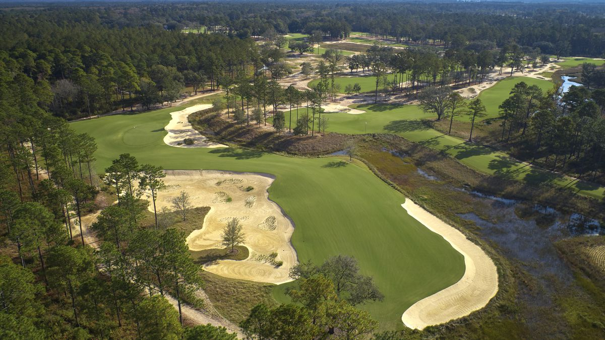The Congaree Golf Club in Ridgeland, South Carolina is pictured during a 2019 photo shoot. The...