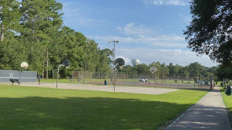 City of Goose Creek spokesperson Frank Johnson says Eubanks Park is going to be turned in to an...