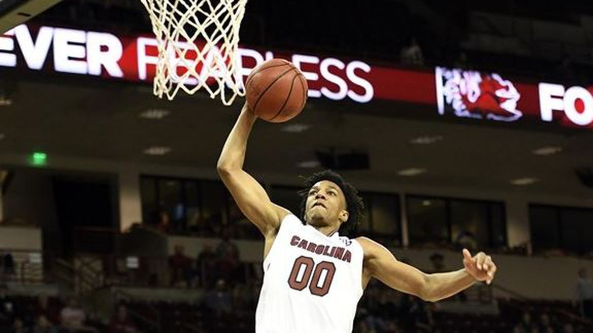 Freshman AJ Lawson will miss at least the next 2 games after suffering an ankle injury earlier...
