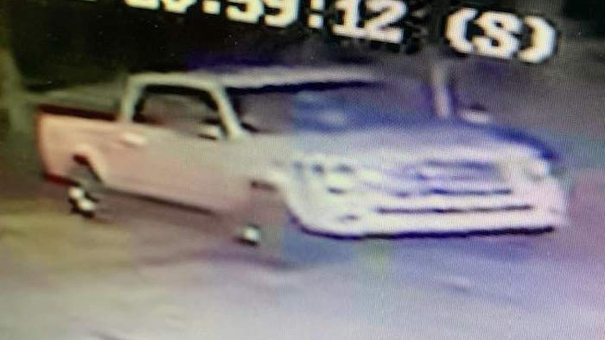 Walterboro Police released surveillance images showing a vehicle they want to identify in a hit...