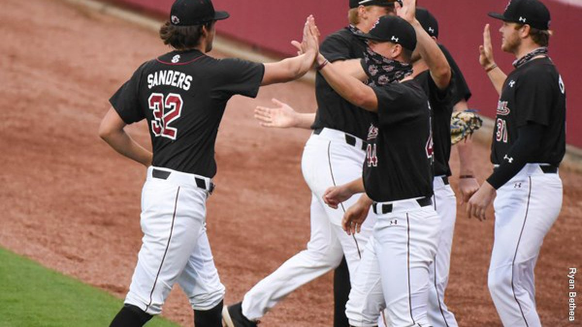 South Carolina got their 2nd win over The Citadel this season on Tuesday beating the Bulldogs 8-3