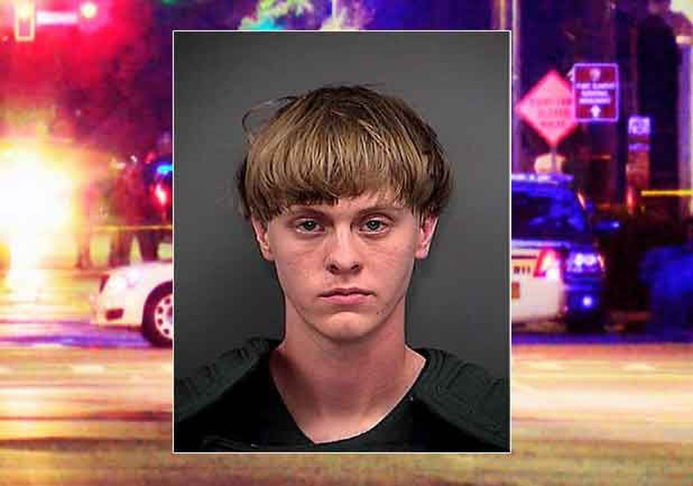 Dylann Roof will remain behind bars at the Charleston County Detention Center (Picture: CCDC)