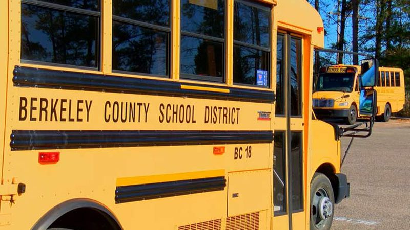 The Berkeley County School district recently updated its 2020-2021 bus transportation plan to...