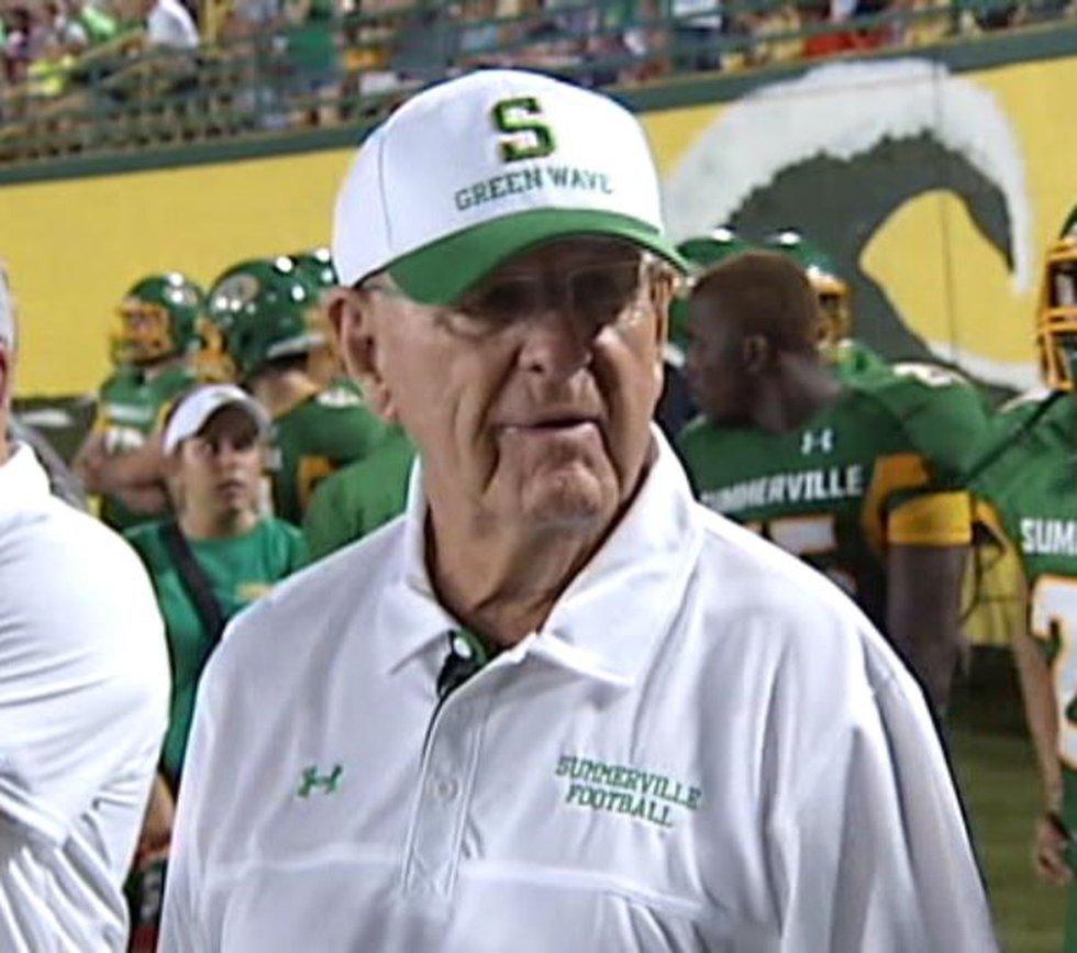 Retired Summerville High School Coach John McKissick died Thursday morning at age 93.