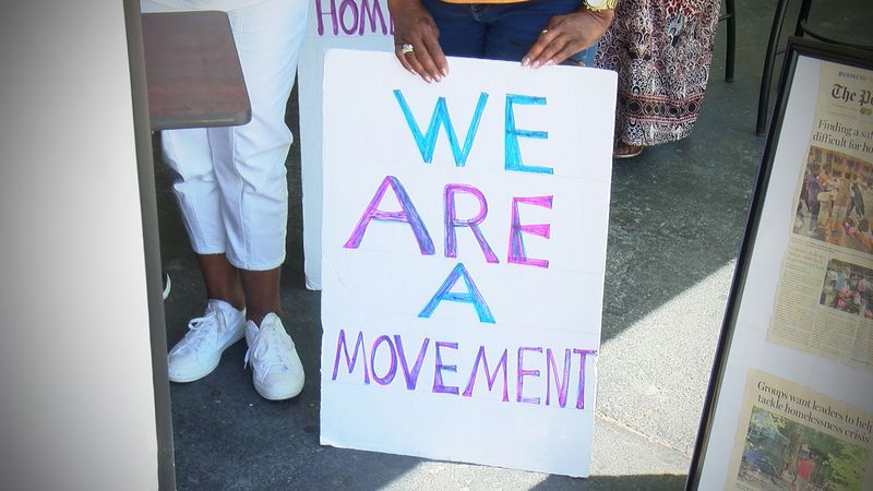 Activists are calling on the City of North Charleston to make meaningful strides to tackle the...