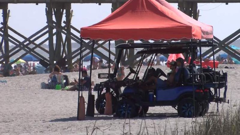 Leaders on Folly Beach and the Isle of Palms are preparing for tens of thousands of beach-goers...