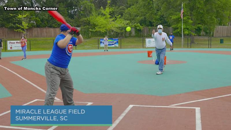 The new Miracle League Park is coming to the Moncks Corner Regional Recreation Complex.
