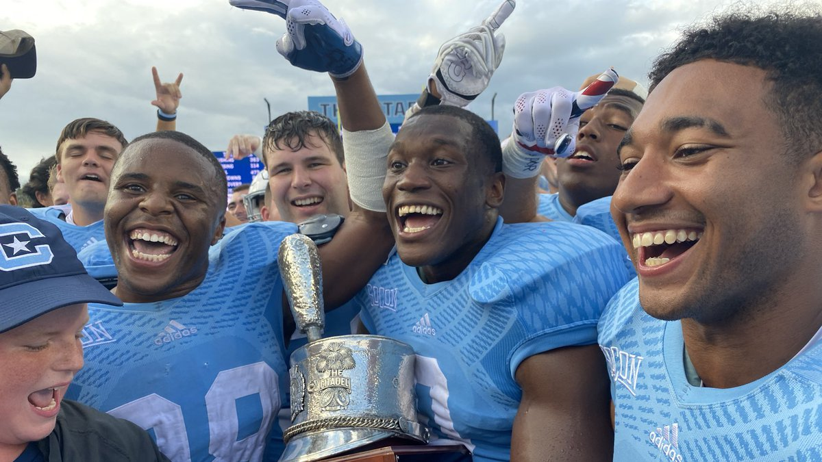The Citadel regains control of the Silver Shako in the 77th edition of the Military Classic of...