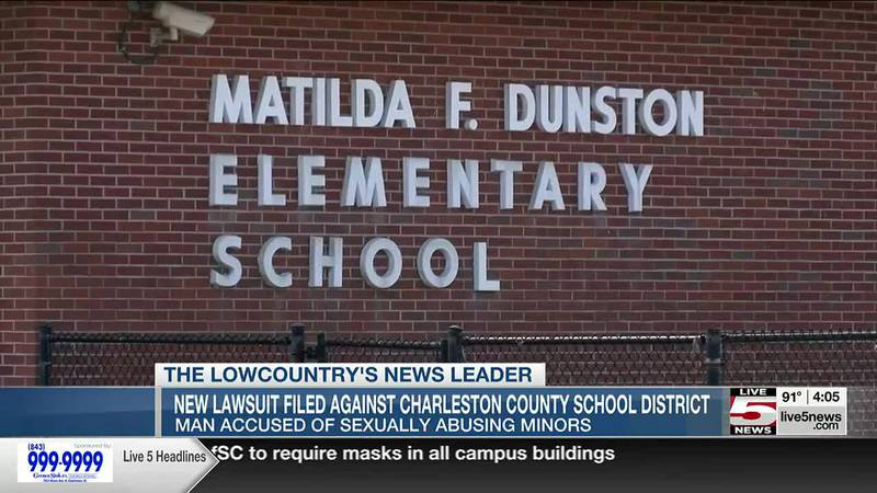 New Lawsuit filed against Charleston Co. Schools, district officials in child molestation case