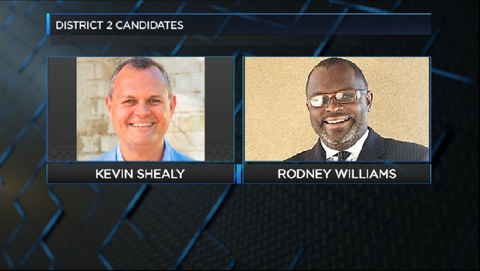 District 2 candidates for Charleston City Council (Source: Live 5)